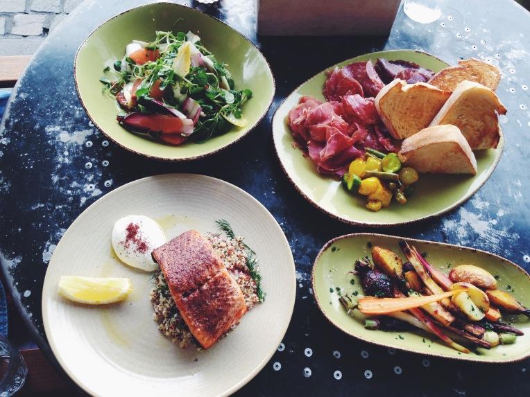 Riverbar & Kitchen Foodie Spread!